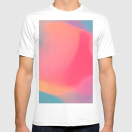 Diffuse colour T-shirt