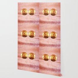 pink earrings classic vintage Wallpaper