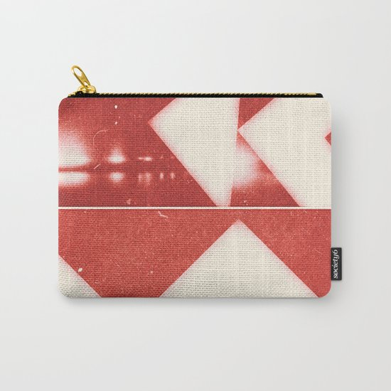 Racing Car Extinction Carry-All Pouch