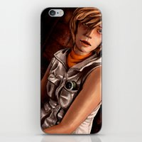 silent hill iPhone & iPod Skins featuring Heather Mason - Silent Hill 3 by JeyJey Artworks