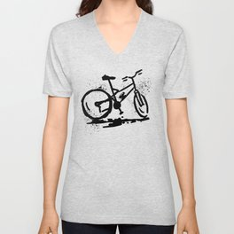 Rest bike Unisex V-Neck