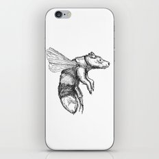 Bumblebear iPhone & iPod Skin