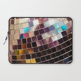 Disco Ball Laptop Sleeve