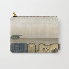 Pixel Desert Carry-All Pouch