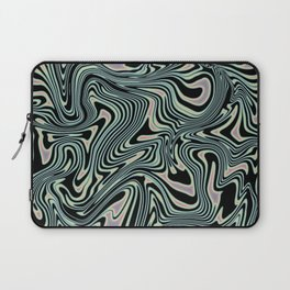 TIME KEEPS ON SLIPPIN' Laptop Sleeve