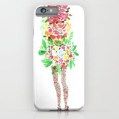 Flower Girl Slim Case iPhone 6s