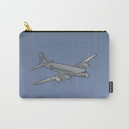 Propeller plane, raisin bomber Carry-All Pouch