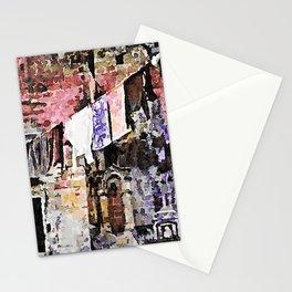 Sassi di Matera: laundry Stationery Cards