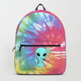 Still Alien Backpack