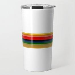 13TH DOCTOR RAINBOW SHIRT Travel Mug