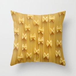 bows  Throw Pillow