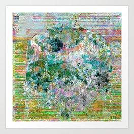 Unearth 2 Art Print