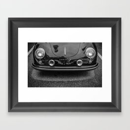 356 Outlaw Framed Art Print
