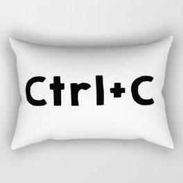 Copy Rectangular Pillow