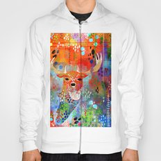The Deer in the Thicket Hoody