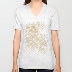 Let's Make Things More Complicated. Unisex V-Neck