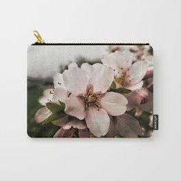 Flor de Almendro Carry-All Pouch
