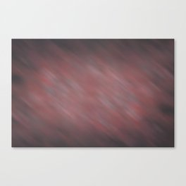 Abstract Soft Watercolor Gradient Blend Graphic Design 13 Red, White and Black Canvas Print