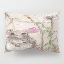 Squeak The Mouse Pillow Sham