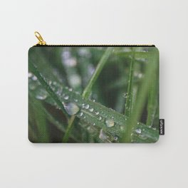 Grass Macro Carry-All Pouch