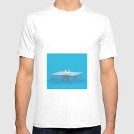 drowned (voxel) T-shirt