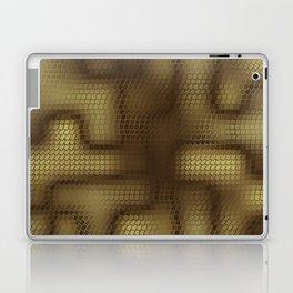 Rattlesnakes Love Geometry Abstract Laptop & iPad Skin