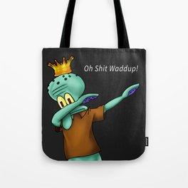 Squid Dab Tote Bag