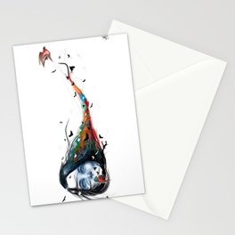 Flying Dream Stationery Cards
