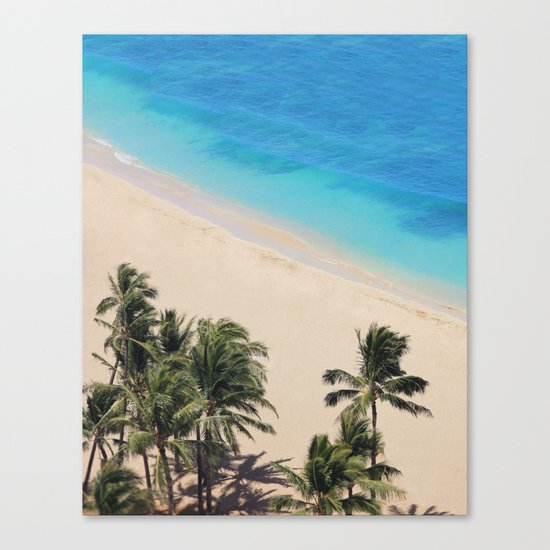 Hawaii Dreams Canvas Print