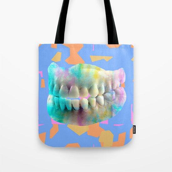 Dino tracks Tote Bag