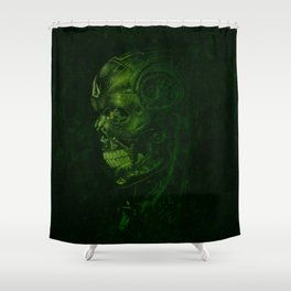 The Terminator - Version 2 Shower Curtain