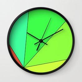 Del Real Wall Clock