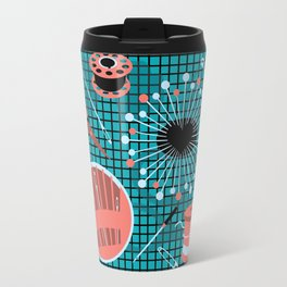 pins and needles Travel Mug