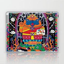 Pug Nang Kwak – Thai Goddess Of Wealth Laptop & iPad Skin