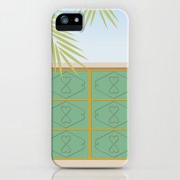 Doors of Oman #6 - Bahla iPhone Case