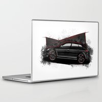 audi Laptop & iPad Skins featuring RS3 by an.artwrok