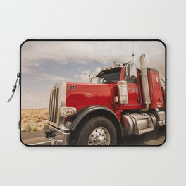Red truck California Laptop Sleeve