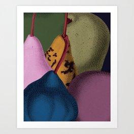 Still life - Renewed Art Print