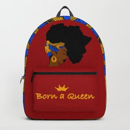 Fro African Backpack