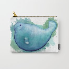 Big Fat Manatee Carry-All Pouch