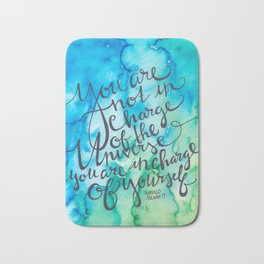 Universe & Self Bath Mat