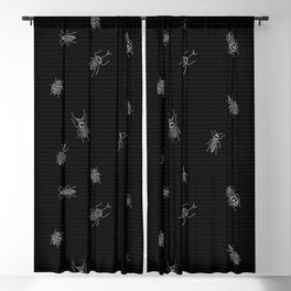 Bugs: A Coding Error in a Computer Program Blackout Curtain