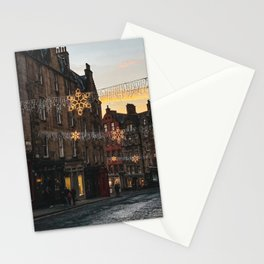 Victoria Street, Edinburgh  Stationery Cards