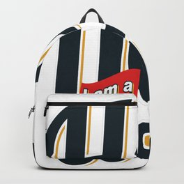 Programmer - Hei, i am a coder Backpack