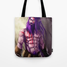 Elven Archdruid Tote Bag