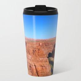 Early Morning At Horseshoe Bend Travel Mug
