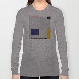 Piet Mondrian - Tableau I Long Sleeve T-shirt