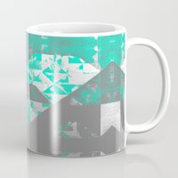 spires Mugs featuring spires dymynd by Spires