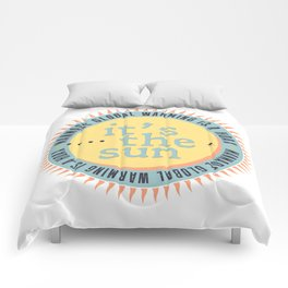 Its The Sun Comforters