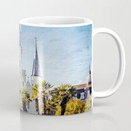 Jackson Square New Orleans Coffee Mug